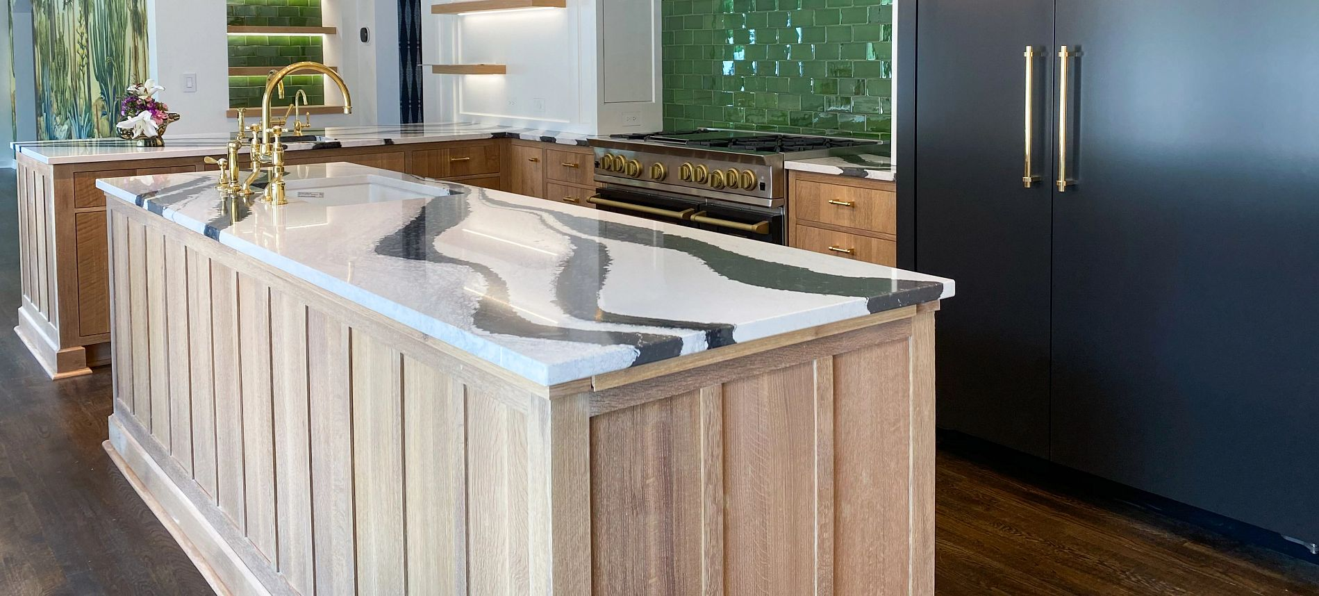 Cambria-Quartz-Countertop-Brittanicca-kitchen