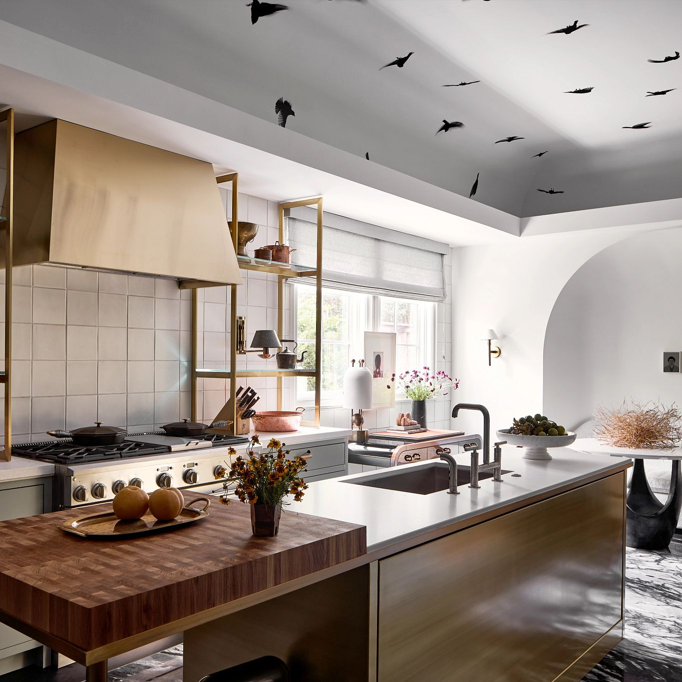 A picture containing indoor, ceiling, wall, kitchen  Description automatically generated