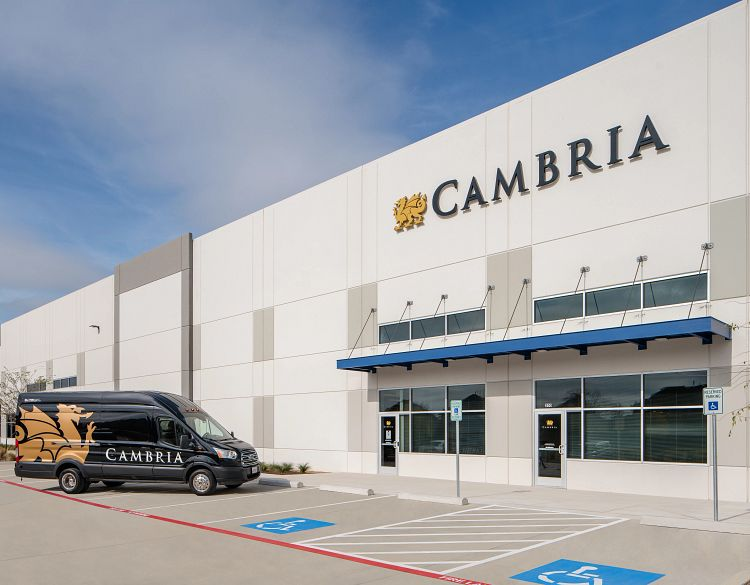 Cambria-DC-Dallas-texas-showroom